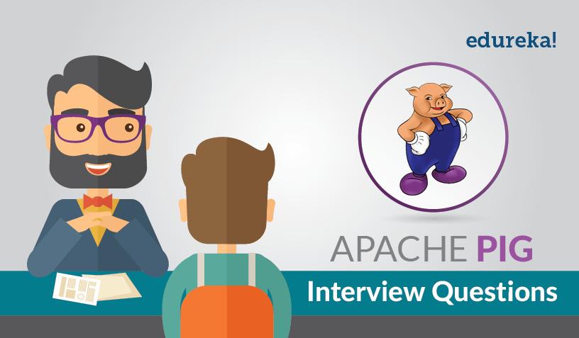 Apache Pig Interview Questions - Edureka
