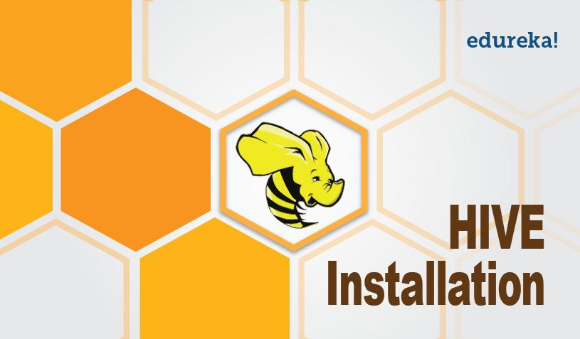 Hive Installation - Edureka