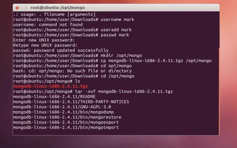 MongoDB Installation On Ubuntu