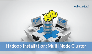 Setting Up A Multi Node Cluster In Hadoop 2.X