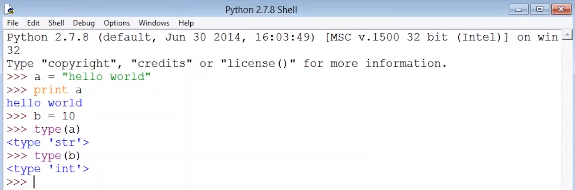 Data-type-Python-for-big-data