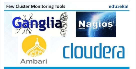 Cluster-Monitoring-Tools-hadoop-administrator
