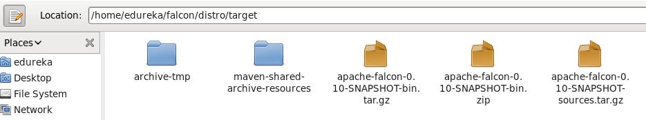Directory-Apache-Falcon