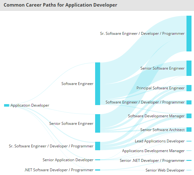 Application-developer-career-paths- hottest tech skills