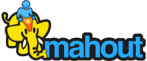 Apache Mahout logo - Hadoop Ecosystem - Edureka