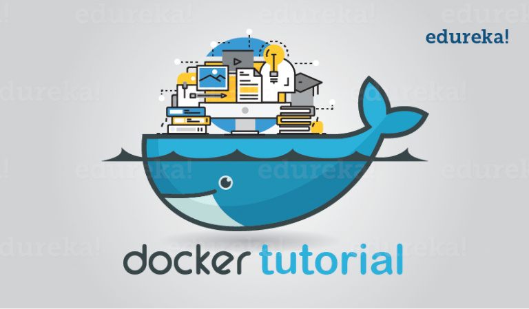 Docker Tutorial - Introduction To Docker And Containerization - Edureka