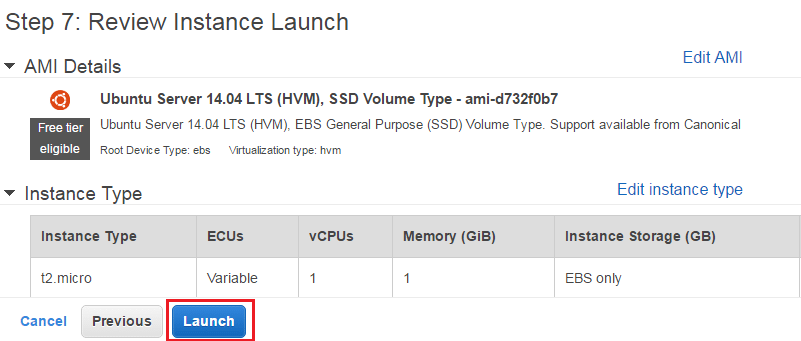Launch EC2 Instance - AWS EC2 Tutorial