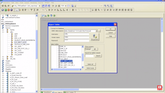 Informatica-tutorial-input-table- Informatica Tutorial
