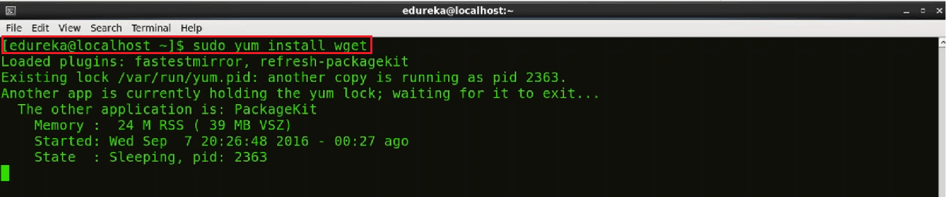 Install Git | Git Installation on Windows and CentOS | Edureka
