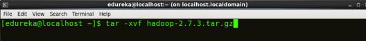 Extract Hadoop Package - Install Hadoop - Edureka