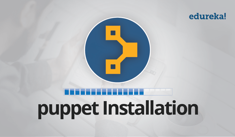 Install Puppet - Edureka