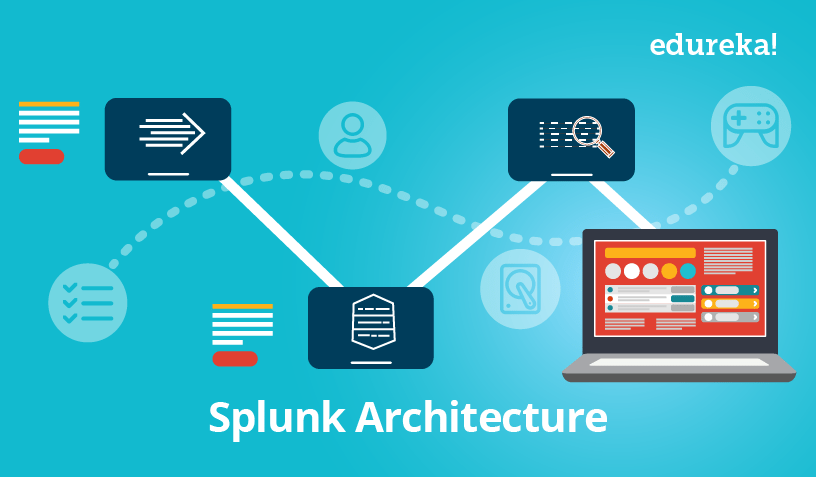 Splunk Architecture Forwarder Indexer Amp Search Head