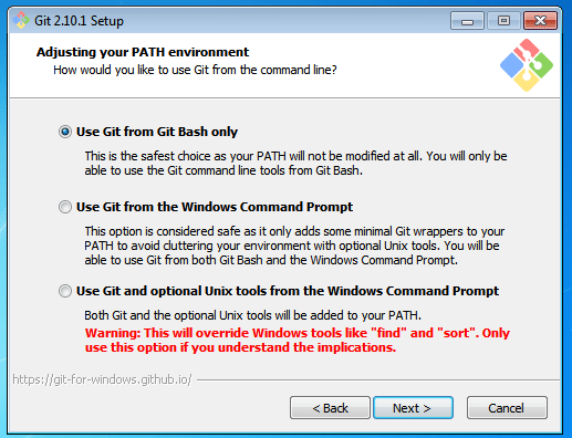 Windows Adjusting Path Environment - Install Git - Edureka