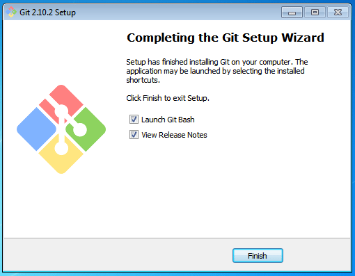 Windows Finishing Git Installation - Install Git - Edureka