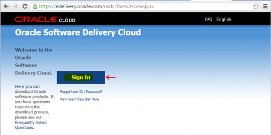 Oracle-home-page - Informatica installation - Edureka