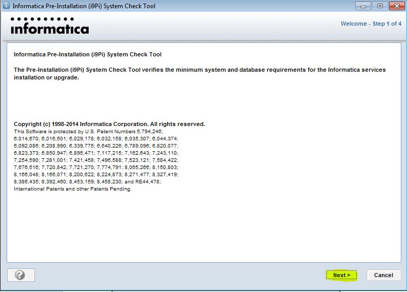 Informatica-installation-pre-install-2 - Informatica installation - Edureka