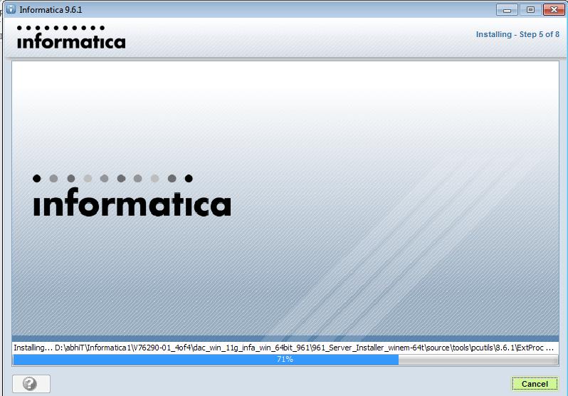 installer-8 - Informatica installation - Edureka