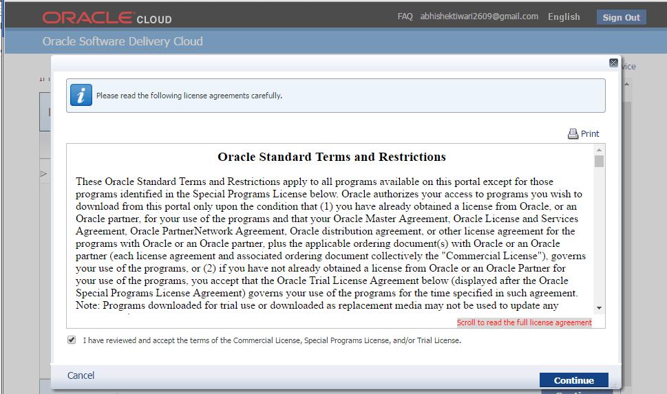 Oracle Licence- Informatica installation - Edureka