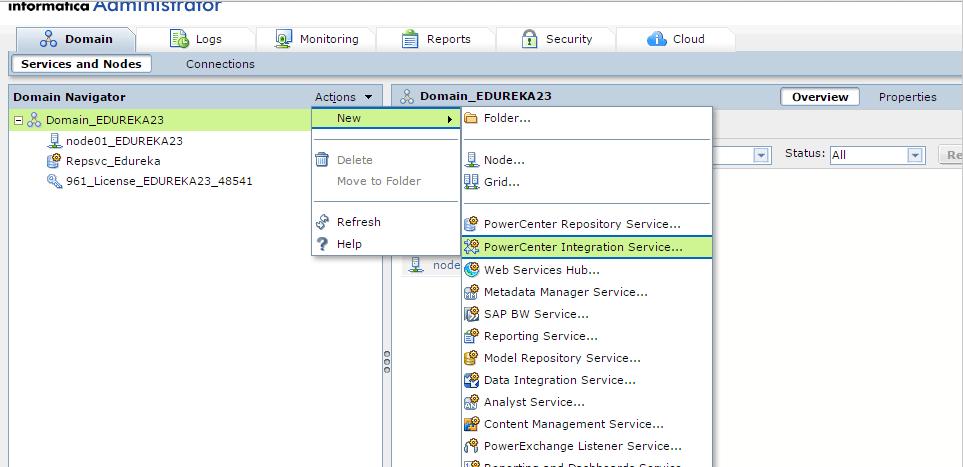 Informatica-installation-integration-1 - Informatica installation - Edureka