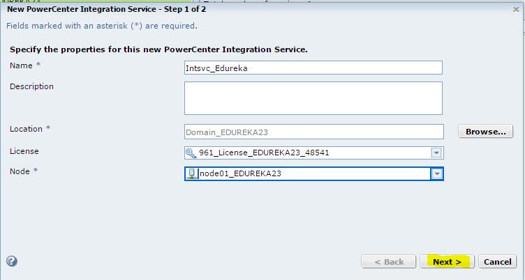 Informatica-installation-integration-2 - Informatica installation - Edureka
