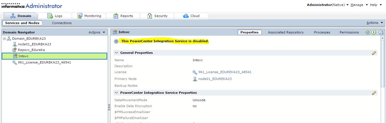 Informatica-installation-integration-5 - Informatica installation - Edureka