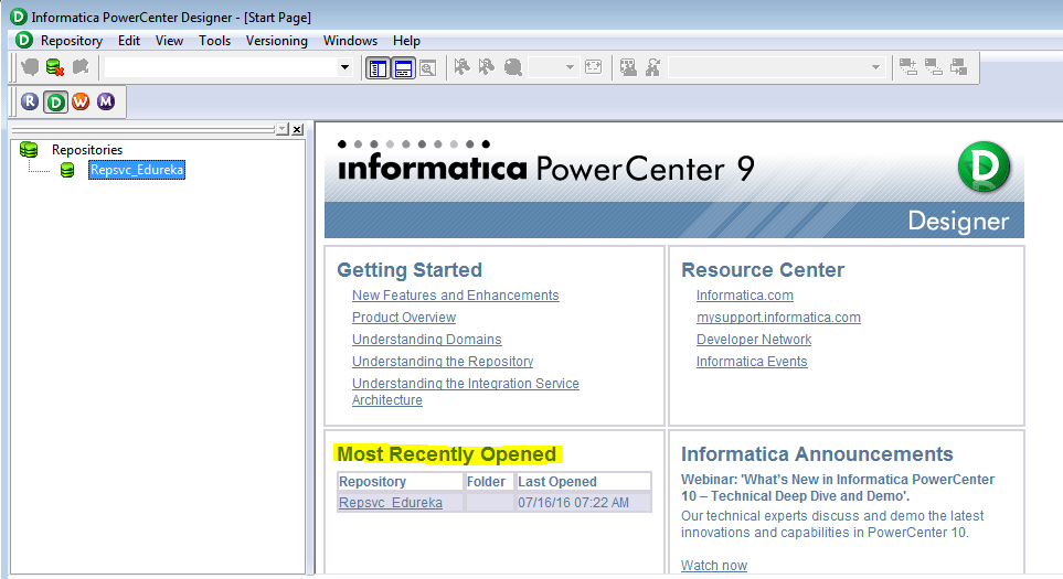 Informatica-installation-designer-8 - Informatica installation - Edureka