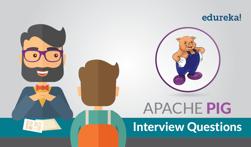 Apache Pig Interview Questions - Edureka