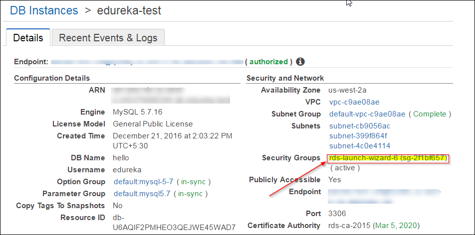Click-Security - What is AWS - Edureka
