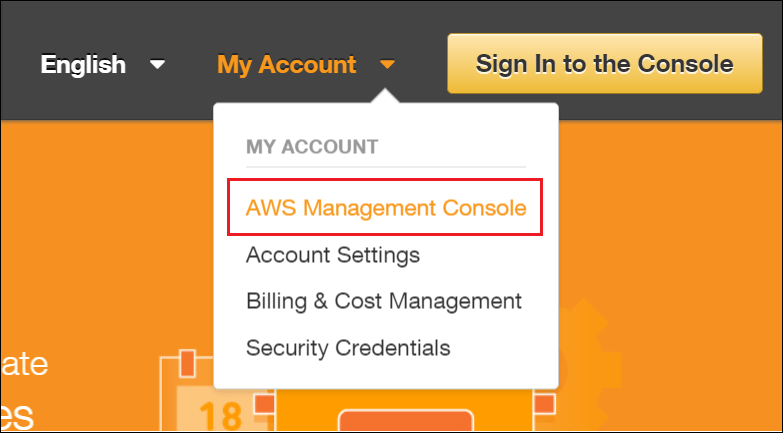 Management-Console - What is AWS - Edureka
