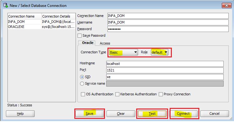 dom-user- Informatica Installation- Edureka