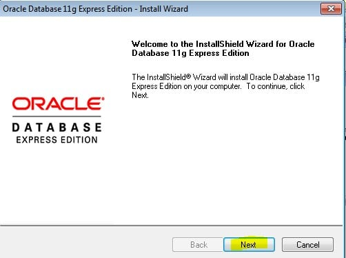 oracle-setup-1- Informatica Installation