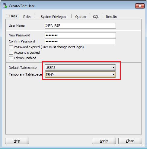 rep-user-details- Informatica Installation- Edureka