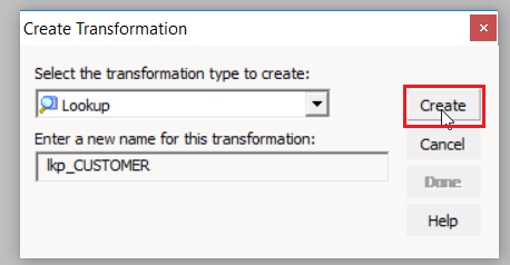 selecting lookup -2 - informatica transformation - Edureka