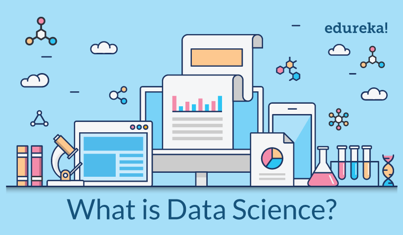Feature Image - What is Data Science