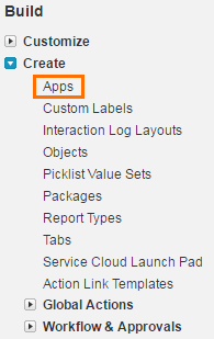 create salesforce app - salesforce tutorial - edureka