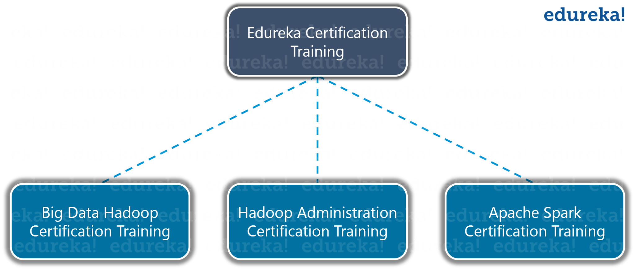 Hadoop Certification Cloudera Hortonworks Edureka Big Data