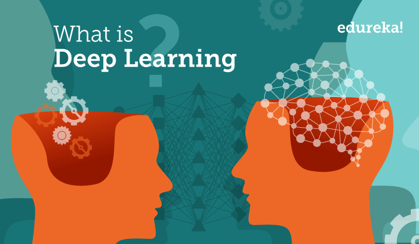 Feature Image - What is Deep Learning - Edureka