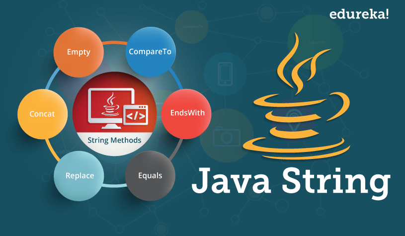 Java String - Edureka