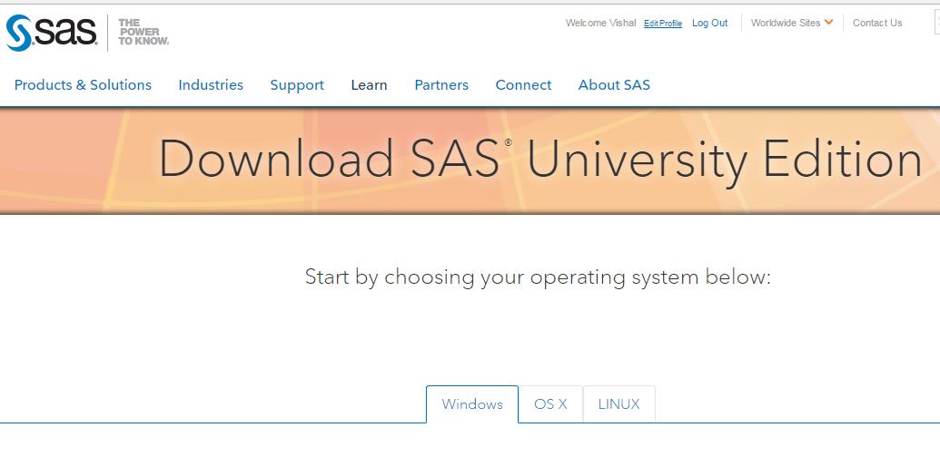 SAS Installation - SAS Tutorial - Edureka