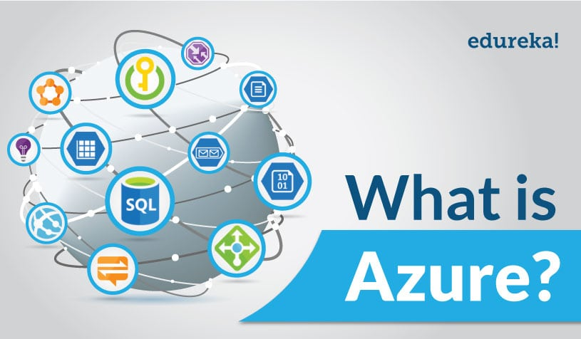 Feature Image - What is Azure - Edureka