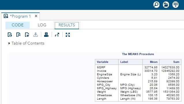 SAS Mean - SAS Programming - Edureka