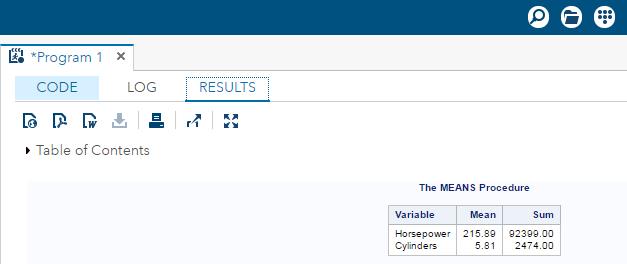 SAS MEAN Var - SAS Programming - Edureka