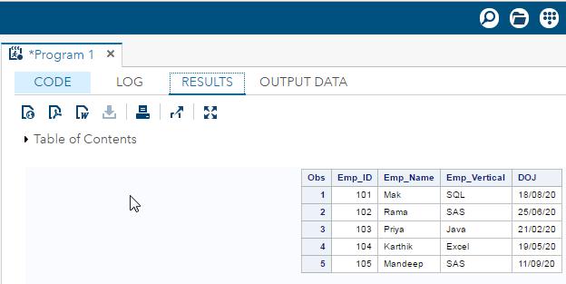 Date - SAS Programming - Edureka