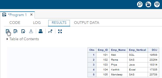 Informat - SAS Programming - Edureka