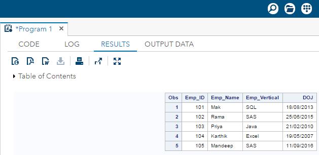 Format - SAS Programming - Edureka
