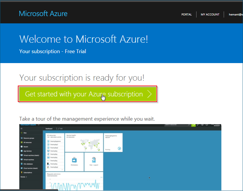 Sub - What is Azure - Edureka