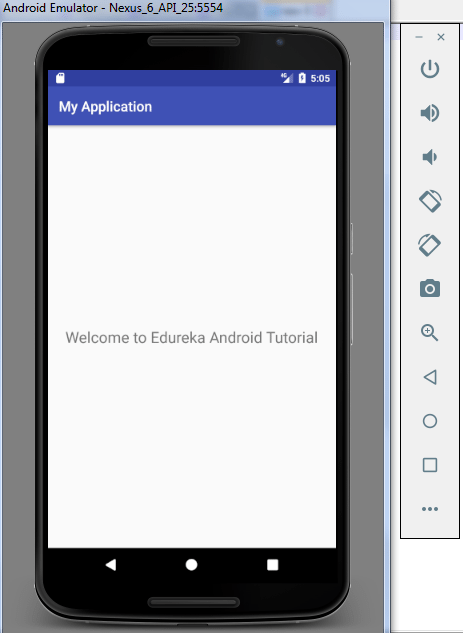 Android Tutorial | Getting Started With Android Development