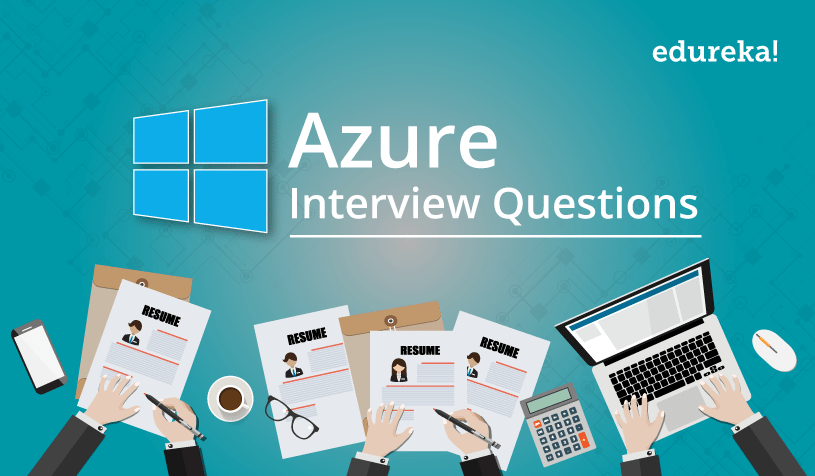 Feature Image - Azure Interview Questions - Edureka
