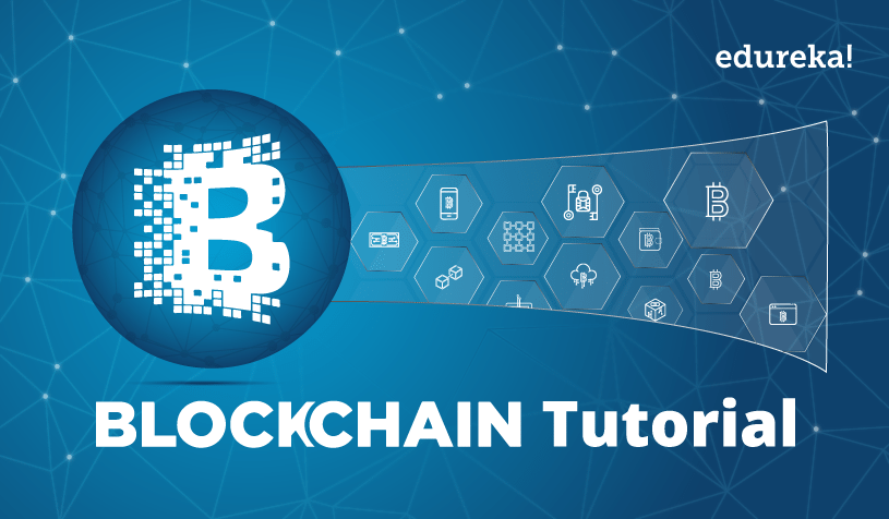 Feature Image - Blockchain Tutorial - Edureka