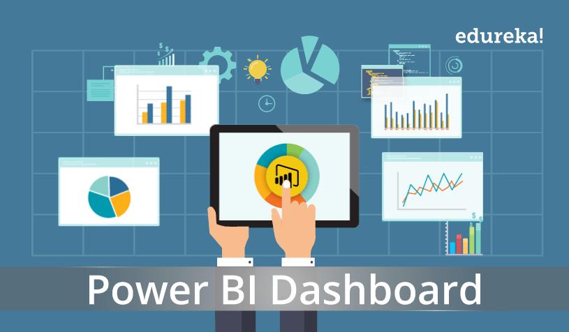 Feature image - Power BI Dashboard - Edureka